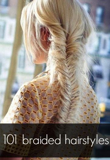 101 braided hairstyles