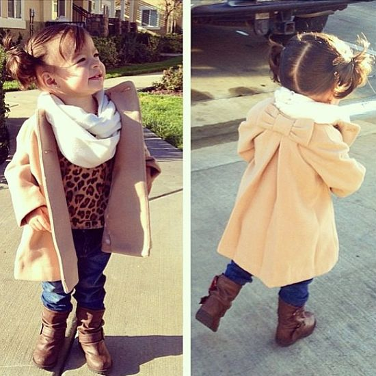 #fashion #kids #baby #toddler #style #cute #pretty #adorable #swag #outfit #fall #coat    Please 'Like', 'Repin' and 'Share'! Thanks :)