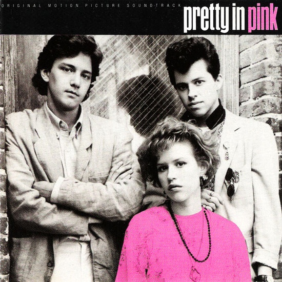 Pretty In Pink... I so love this movie!