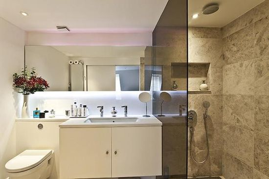 Practical Bathroom design