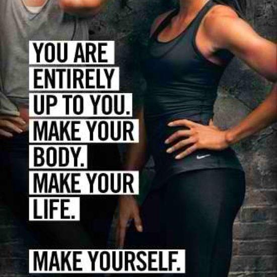 A little fitness motivation