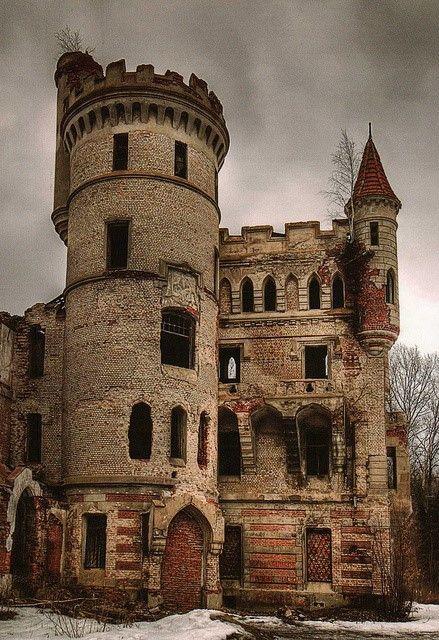 Muromtzevo Castle, St. Petersburg