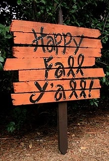 cute yard sign