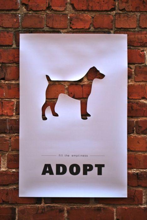 Fill the emptiness.  Adopt a #pet boy #Cute pet