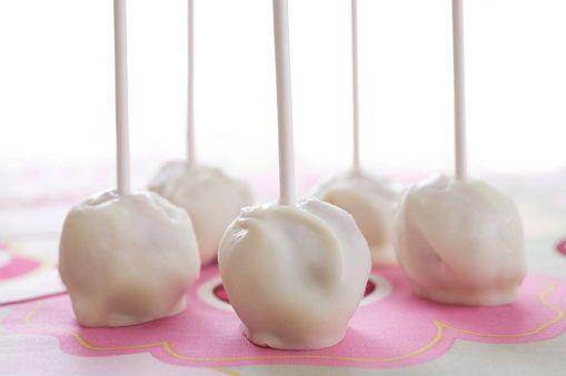 Lemon Poppy Cake Balls