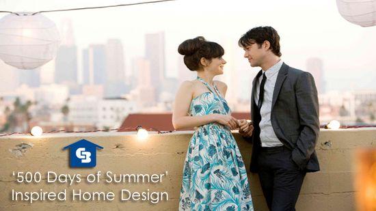 '500 Days of Summer' Inspired Home Design