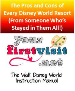 """The Pros and Cons of Every Disney World Resort Hotel from yourfirstvisit.net -- This is going to be a GREAT series!  I've read some of Dave's information about the Disney Resorts and there's no doubt he knows them well!  (He's stayed in them all ... some multiple times;  plus he's provided information to what I consider the best guide to WDW - """"The Unofficial Guide to Walt Disney World""""!"""