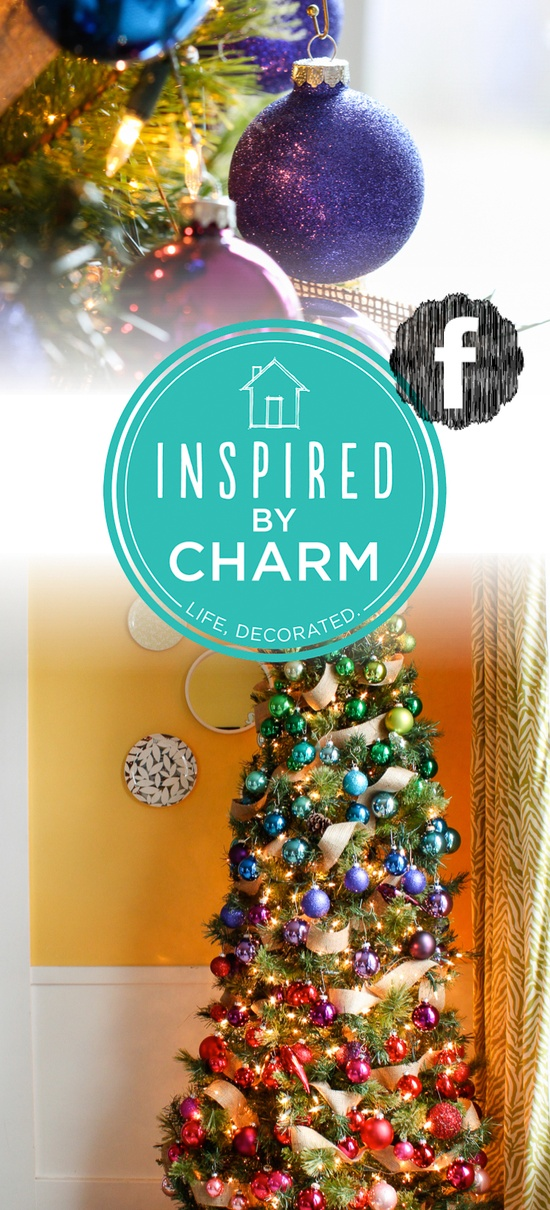 Love Michael's pins on Pinterest? Then 'like' Inspired by Charm of Facebook for more inspired ideas, recipes, DIY, and home decor ideas!  www.facebook.com/...