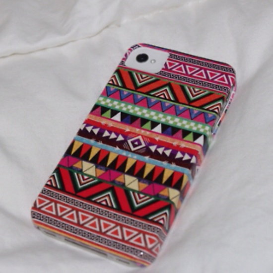 Tribal iPhone cover