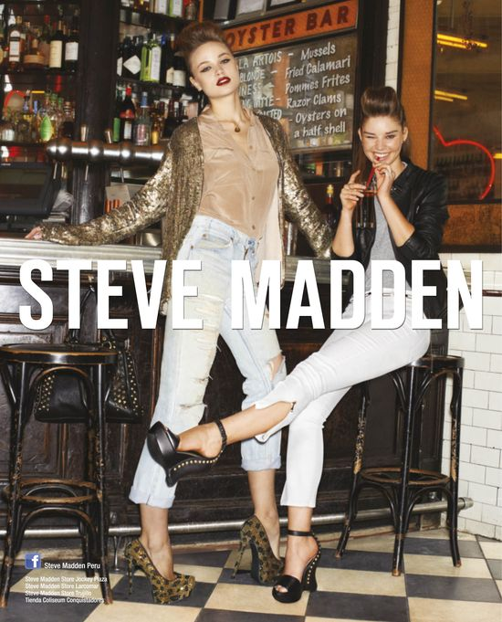 #SteveMadden #Fashion #Shoes #Style #Moda #Ad #Trends