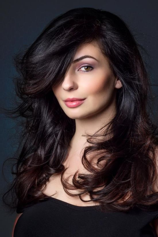 Gorgeous blow out #hair #style #hairstyle