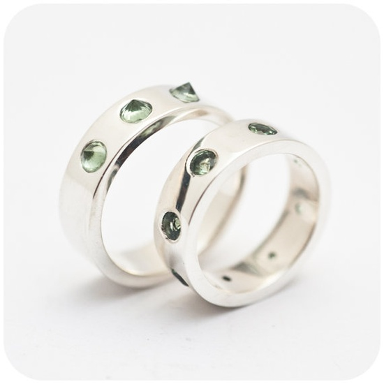 Fierce bands #ring #jewelry $425