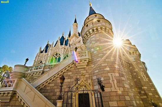 DisneyWorld!