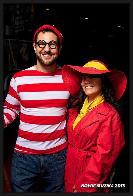 Where's Waldo & Carmen San Diego
