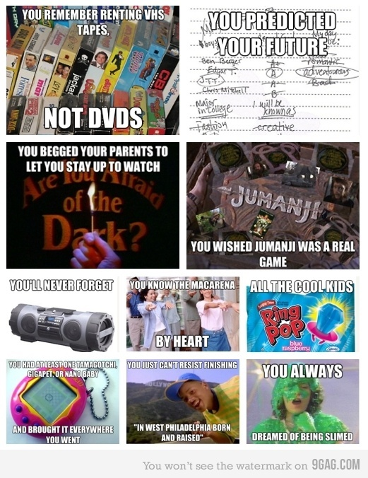 Oh, growing up in the 90s. Good times :)