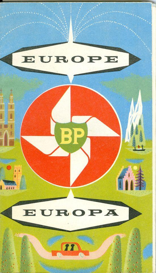 Europe BP Map