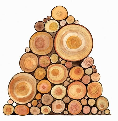 Pile o'wood