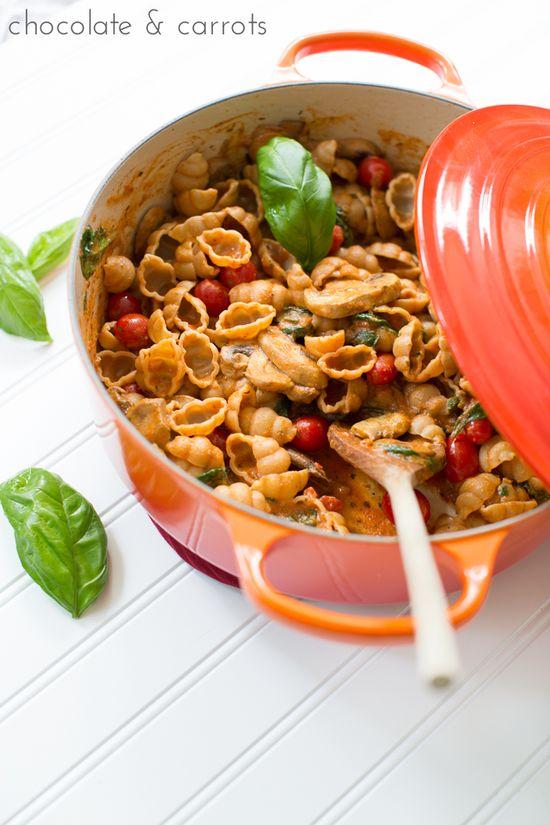 Quick & Creamy Italian Pasta