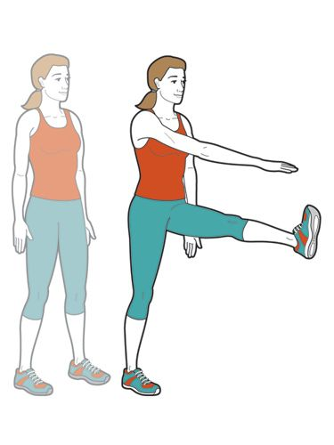 10-Minute Trim and Toned Workout