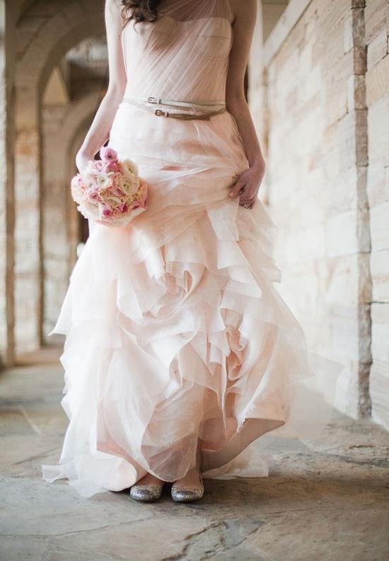 Wedding Inspiration - Blush