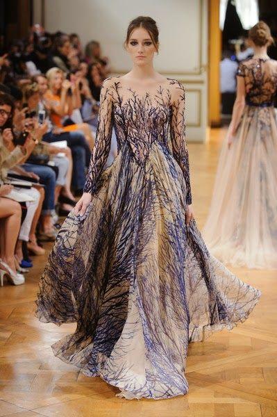 A Matter Of Style: DIY Fashion: High fashion Halloween inspiration