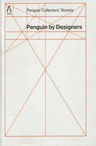 The grid behind a Penguin book cover.