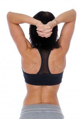 Beautiful Back, Home Workout