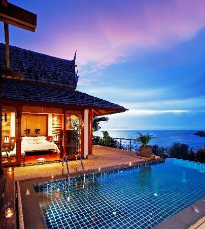 Ayara Hilltops Resort and Spa - Thalang, Thailand