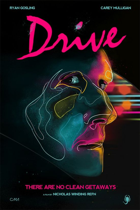 Alternate Movie Poster: Drive
