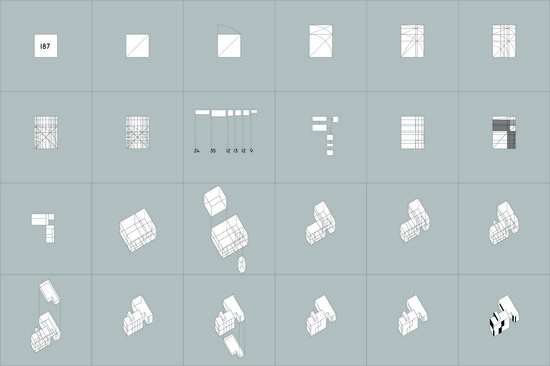 Cool diagram / #diagram #graphic #architecture #illustration #drawing