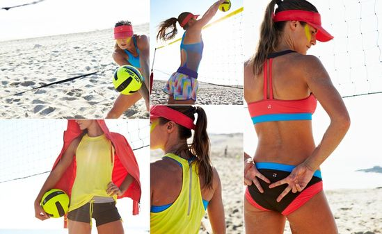 IT'S ALL WORKING OUT FOR SWEATY BETTY