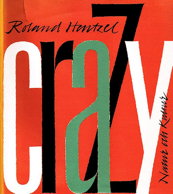 Roland Hentzel - Crazy by Book Cover Lover