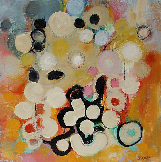 Original Oil Painting on Canvas Contemporary Art  by JennyGrayArt, $90.00    ----BTW, Please Visit:  artcaffeine.imobi...