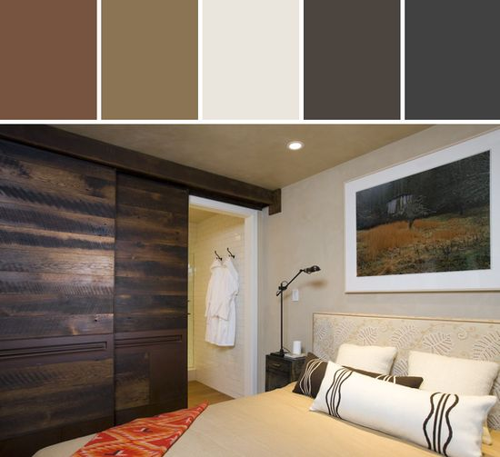 Cabin Bedroom Designed By Wayfair via Stylyze