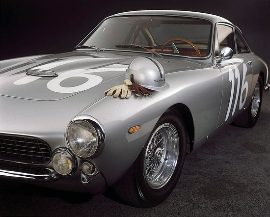 1963 Ferrari 250 GT Lusso #luxury sports cars #celebritys sport cars #customized cars