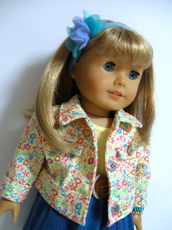 American Girl Doll Saturday Shopping by 123MULBERRYSTREET on Etsy, $55.00