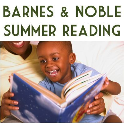 Barnes and Noble Reading Program = FREE Book!! {my kids have loved earning their free book each summer!} #kids #books