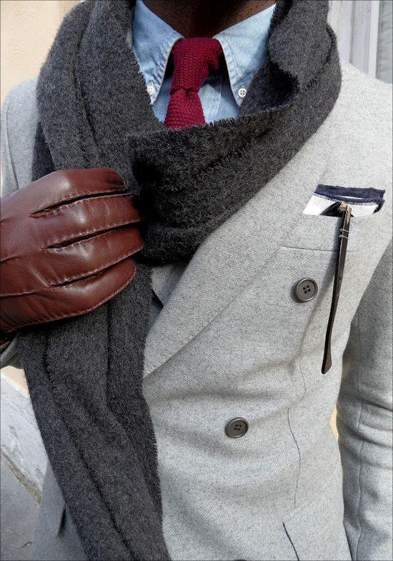 Winter gentleman