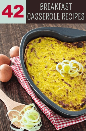 Hate the morning rush? Try a Breakfast Casserole - 42 recipes. Yum!#Repin By:Pinterest++ for iPad#