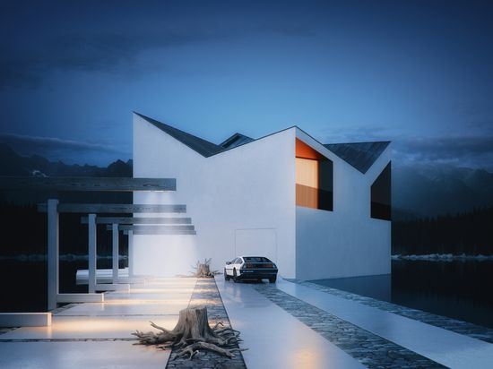 #modern #house and #architecture