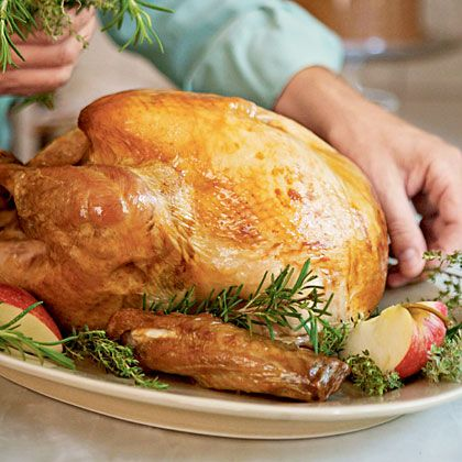 Help! My turkey has not thawed yet. What can I do? MyRecipes.com has the answer.