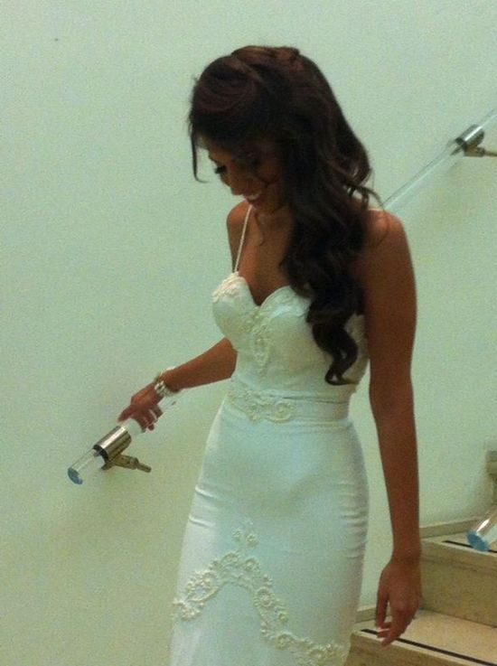 Stunning Berta bride :-)
