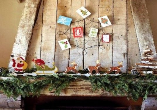 Frugal Christmas Decoration