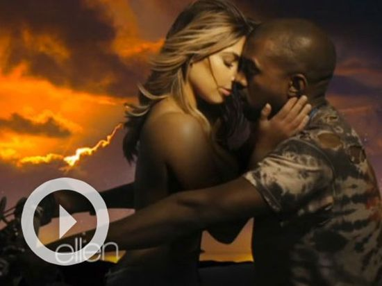 Just when we thought Kim Kardashian and Kanye West couldn't get any weirder...