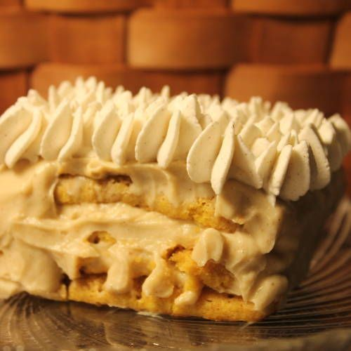 Pumpkin Tiramisu #Recipe {perfect fall dessert}
