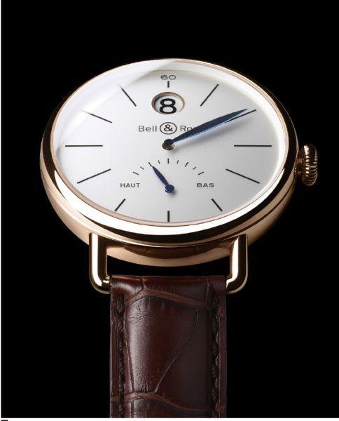 Vintage World War I style Bell wrist watch.  Exquisite!