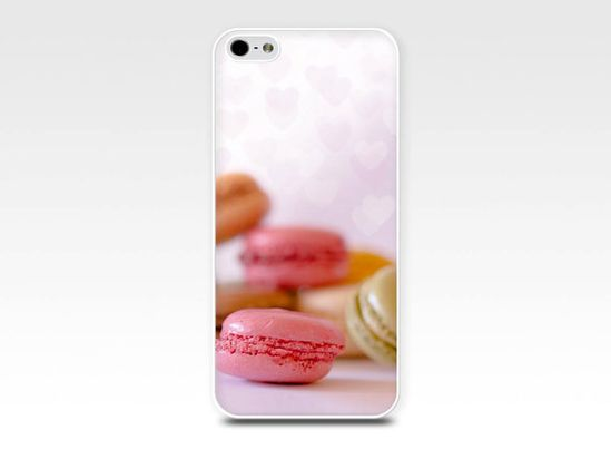 macarons iphone case iphone 5s case 4s 5 4 by mylittlepixels