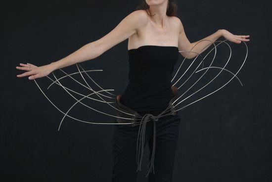 "Mathilde Garcia - ""Walkyrie""  ©Afedap 2011"