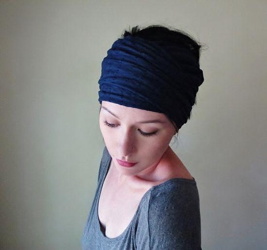 etsy - love her hair wraps