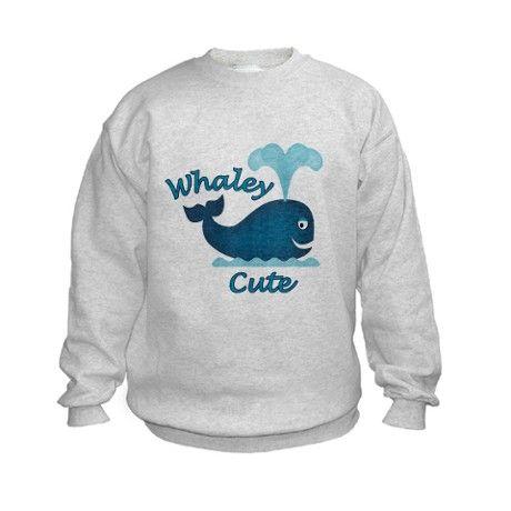 Whaley Cute Kids Sweatshirt
